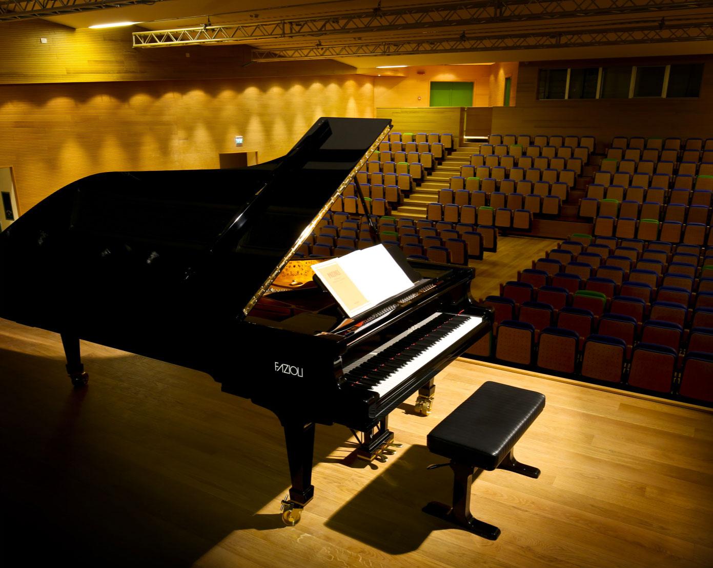 """Inaugurazione """"L'Auditorium"""" a Seregno"""