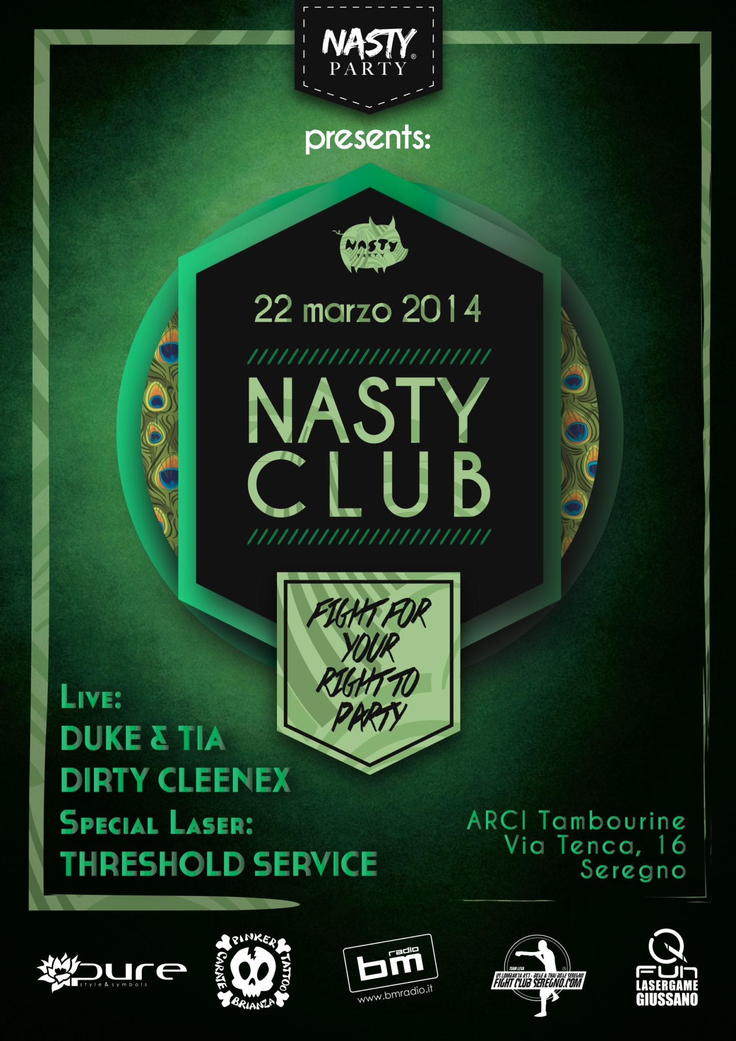 Nasty NASTY CLUB #6