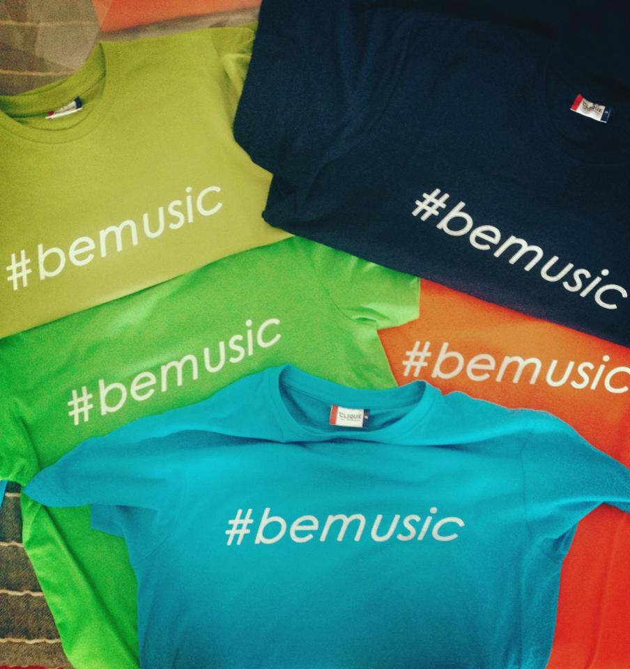 tshirt bmradio bemusic